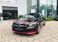 Bán Mercedes CLA 200 đời 2017, màu nâu, xe nhập giá 1 tỷ 429 tr tại Tp.HCM