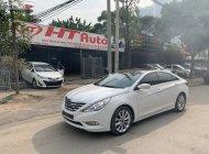 Cần bán Hyundai Sonata Y20 sản xuất năm 2010, màu trắng, nhập khẩu giá 495 triệu tại Hà Nội