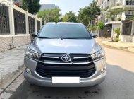Cần bán lại xe Toyota Innova MT 2018, màu bạc số sàn giá 655 triệu tại Tp.HCM