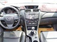 Cần bán gấp Mazda BT 50 2015, màu bạc, xe nhập chính hãng giá 458 triệu tại Tp.HCM