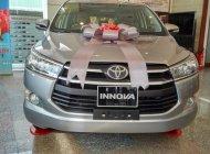 Bán Toyota Innova 2019, màu bạc - Giảm trực tiếp tiền mặt và Tặng phụ kiện chính hãng khi mua xe giá 696 triệu tại Tp.HCM