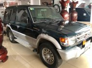 Cần bán lại xe Mitsubishi Pajero 3.0 năm sản xuất 2000, màu xanh lam   giá 115 triệu tại Đắk Lắk