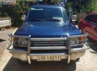 Bán xe Mitsubishi Pajero 2001, màu xanh lam số sàn giá cạnh tranh giá 140 triệu tại Lâm Đồng