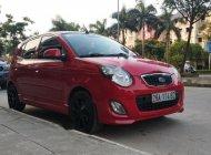 Bán Kia Morning sản xuất năm 2011, màu đỏ xe còn mới nguyên giá 228 triệu tại Hà Nội