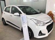 Cần bán nhanh chiếc xe Hyundai Grand i10  đời 2019, màu trắng - giá cạnh tranh giá 383 triệu tại Hà Nội