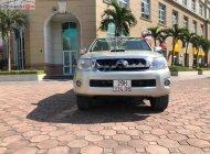 Bán Toyota Hilux 3.0G 4x4 MT đời 2010, màu bạc, nhập khẩu, số sàn   giá 350 triệu tại Hà Nội