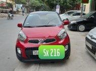 Bán xe cũ Kia Morning LX đời 2016, màu đỏ giá 260 triệu tại Thanh Hóa