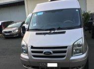 Cần bán Ford Transit Van 2.4L sản xuất năm 2009, màu bạc, số sàn  giá 310 triệu tại Tp.HCM