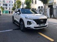 Bán xe Hyundai Santa Fe HTRAC sản xuất năm 2019, màu trắng còn mới giá 1 tỷ 288 tr tại Hải Phòng