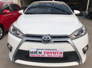 Cần bán lại xe Toyota Yaris 1.5G sản xuất 2017, màu trắng, nhập khẩu  giá 590 triệu tại Tp.HCM