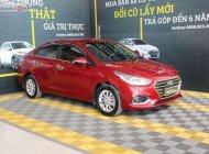 Bán ô tô Hyundai Accent sản xuất năm 2019, màu đỏ, xe còn mới giá 508 triệu tại Tp.HCM