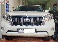 Bán Toyota Prado TXL 2.7L sản xuất 2016, màu trắng, nhập khẩu  giá 1 tỷ 750 tr tại Hà Nội