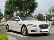 Bán Jaguar XJ 3.0 đời 2014, màu trắng, nhập khẩu   giá 2 tỷ 750 tr tại Hà Nội
