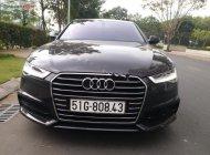 Bán Audi A6 1.8 TFSI năm 2017, màu đen, nhập khẩu nguyên chiếc chính chủ giá 1 tỷ 820 tr tại Hà Nội