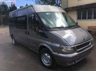 Bán Ford Transit tải Van năm 2004, màu xám, giá 95tr giá 95 triệu tại Lâm Đồng