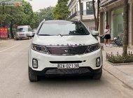 Bán Kia Sorento GATH model 2015, màu trắng giá 638 triệu tại Hà Nội