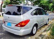 Cần bán lại Ssangyong Stavic sản xuất năm 2008, màu bạc, nhập khẩu giá 260 triệu tại Đà Nẵng