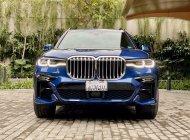 Cần bán BMW X7 xDrive40i đời 2019, màu xanh lam, nhập khẩu chính hãng giá 7 tỷ 100 tr tại Hà Nội