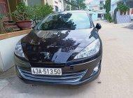 Cần bán gấp Peugeot 408 đời 2017, màu đen giá 575 triệu tại Đà Nẵng