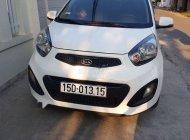 Cần bán Kia Morning AT sản xuất 2011, màu trắng, xe nhập giá 222 triệu tại Hải Phòng