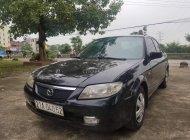 Cần bán lại xe Mazda 323 đời 2001, màu đen, nhập khẩu nguyên chiếc chính chủ giá 125 triệu tại Cao Bằng
