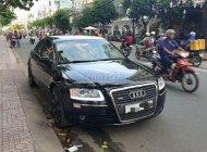 Gia đình bán Audi A8 năm sản xuất 2007, màu đen, nhập khẩu giá 785 triệu tại Tp.HCM