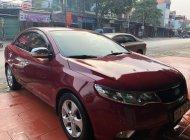 Bán Kia Forte SLi đời 2009, màu đỏ, xe nhập số tự động giá 328 triệu tại Thái Nguyên