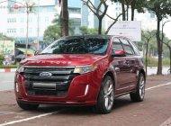 Cần bán lại xe Ford Edge năm 2013, màu đỏ, nhập khẩu giá 1 tỷ 90 tr tại Hà Nội