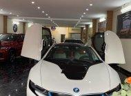 Bán xe BMW i8 sản xuất năm 2015, màu trắng, nhập khẩu nguyên chiếc giá 4 tỷ 199 tr tại Hà Nội
