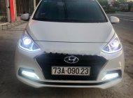 Bán Hyundai Grand i10 1.2 MT 2017, màu trắng như mới giá 315 triệu tại Quảng Bình