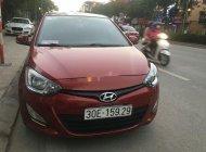 Cần bán Hyundai i20 sản xuất 2013, màu đỏ, nhập khẩu số tự động giá cạnh tranh giá 375 triệu tại Hà Nội