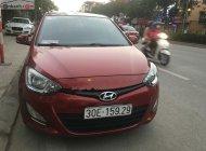 Cần bán gấp Hyundai i20 1.4 AT 2013, màu đỏ, xe nhập số tự động, 375tr giá 375 triệu tại Hà Nội