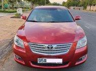 Cần bán gấp Toyota Camry đời 2008, màu đỏ giá 452 triệu tại Hậu Giang
