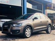 Cần bán lại xe Audi Q3 Quattro 2.0 sản xuất năm 2014, màu nâu, xe nhập giá cạnh tranh giá 960 triệu tại Hà Nội