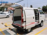 Hỗ trợ giao xe nhanh toàn quốc chiếc xe Suzuki Blind Van, sản xuất 2019, màu trắng, nhập khẩu nguyên chiếc giá 293 triệu tại Tp.HCM