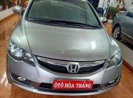 Bán Honda Civic AT năm sản xuất 2010, màu bạc số tự động, giá chỉ 338 triệu giá 338 triệu tại Lâm Đồng