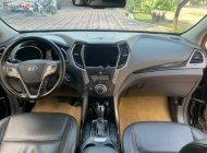 Cần bán Hyundai Santa Fe 2.4L 2013, màu đen, xe nhập giá 745 triệu tại Hà Nội