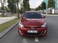Bán Hyundai i20 1.4 AT đời 2013, màu đỏ, nhập khẩu nguyên chiếc số tự động giá 375 triệu tại Hà Nội