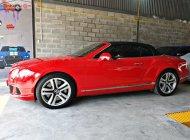 Bán Bentley Continental GT Convertible W12 năm sản xuất 2013, màu đỏ, xe nhập như mới giá 8 tỷ 580 tr tại Tp.HCM