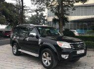Bán Ford Everest 2.5L 4x2 AT 2009, màu đen số tự động giá 430 triệu tại Ninh Bình
