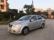 Bán xe Daewoo Gentra năm sản xuất 2009, màu bạc, giá 155tr giá 155 triệu tại Ninh Bình