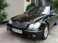 Xe Mercedes C200 2.0 AT năm sản xuất 2002, màu đen, giá chỉ 135 triệu giá 135 triệu tại Đà Nẵng