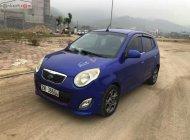 Cần bán xe cũ Kia Morning LX 1.1 MT đời 2012, màu xanh lam, chính chủ giá 144 triệu tại Hòa Bình