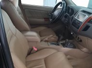 Cần bán gấp Toyota Fortuner 2.7V 4x4 AT 2009, màu đen giá 500 triệu tại Cà Mau