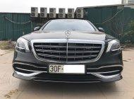 Bán Mercedes Maybach S450 2018, màu đen siêu mới giá 6 tỷ 400 tr tại Hà Nội
