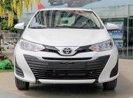 Bán nhanh chiếc xe Toyota Vios 1.5E MT, sản xuất 2019, màu trắng, giá cực kì hấp dẫn giá 490 triệu tại Thái Bình