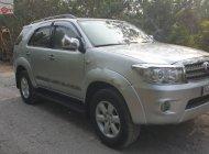 Cần bán xe Toyota Fortuner 2.5G đời 2010, màu bạc số tự động, giá chỉ 588 triệu giá 588 triệu tại Đồng Tháp