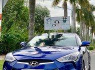 Xe Hyundai Veloster đời 2011, màu xanh lam, nhập khẩu nguyên chiếc giá 449 triệu tại Tp.HCM