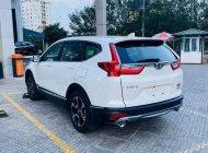 Bán Honda CR V sản xuất năm 2019, màu trắng, nhập khẩu   giá 1 tỷ 19 tr tại Hà Nội