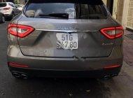 Cần bán xe Maserati Levante 3.0 V6 năm 2017, màu xám, nhập khẩu nguyên chiếc giá 5 tỷ 100 tr tại Tp.HCM